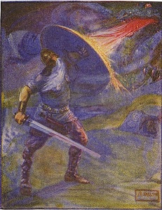 Beowulf, Old English, translation, poetry