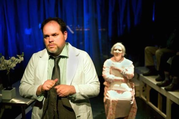 The news: Hannah Lash's Beowulf Opera.