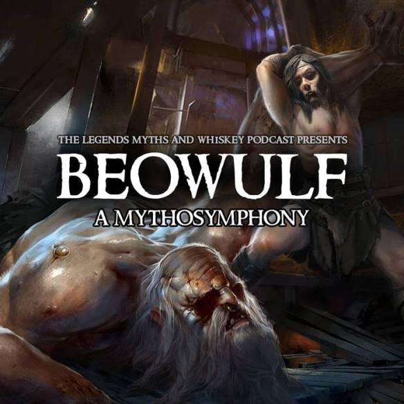 The cover art for LMAW's Beowulf album.