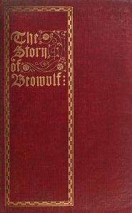 The cover for J.B. Kirtlan's 1913 translation of Beowulf.
