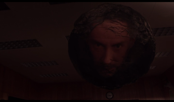 The BOB Bubble that Freddie beats, Beowulf-like, in Twin Peaks.