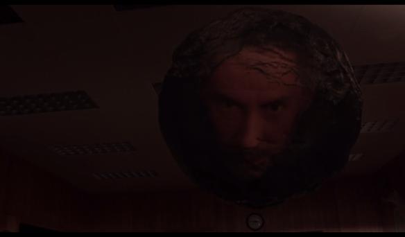 The BOB Bubble that Freddie beats, Beowulf-like, in Twin Peaks.